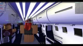 ROBLOX Flight Pro delta Air (a321-200)