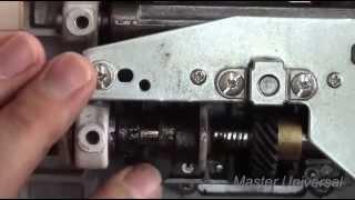 видео Швейная Машина Janome 412I Style - инструкция, характеристика, ремонт, запчасти