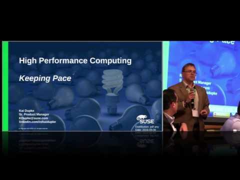 HPC Disruptive Technologies Panel