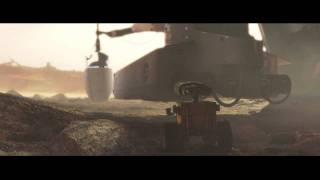 WALL-E - EVE's arrival on Earth scene