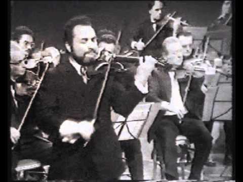 Serge Blanc plays Beethoven: Romance en Sol