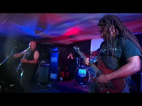 SACRED SIN - Intro + Vipers + Monestary/Shades Behind (live Silveira Rock Fest)