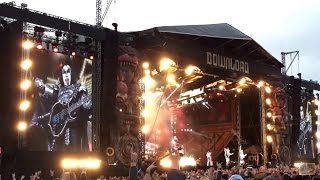 Kiss (Detroit Rock City) Download Festival 2015