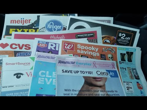 Sunday couponing chat 10/21/18