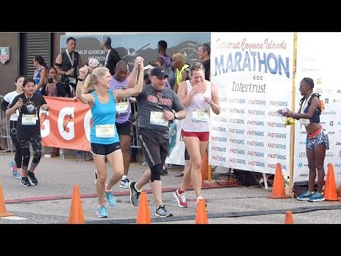 The Cayman Islands Marathon  2018
