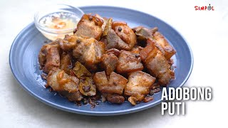 Download lagu Adobong Puti, SIMPOL!
