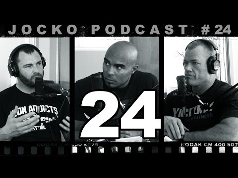 "Jocko Podcast 24 with Jody Mitic - ""Unflinching"""