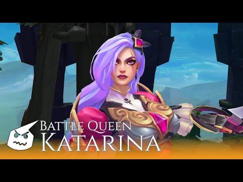 Battle Queen Katarina.face