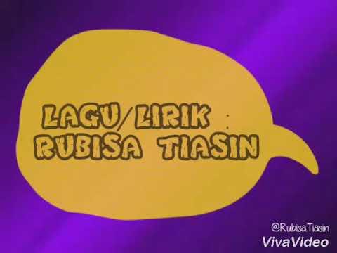 [KARAOKE] CINTA TERBAIK - RUBISA TIASIN