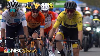 Tour de France 2020: Stage 8 extended highlights | NBC Sports