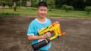 Nerf N-Strike Magstrike AS-10(Thai/ไทย Review)