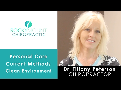 Rocky Mount Chiropractic video