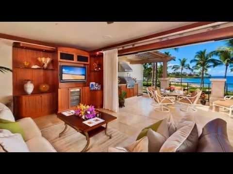 A201 Wailea Beach Villas Maui Hawaii Oceanfront Vacation Rental