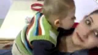 Ek Chumma Tu Mujhko Udhar De De   Chhote Sarkar   Funny Kissing Baby