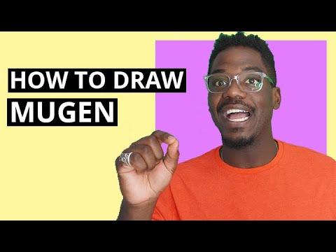 How To Draw Mugen (Samurai Champloo)