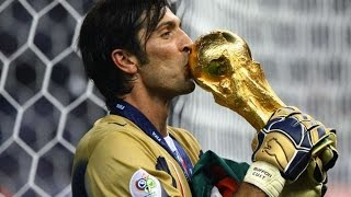 Gianluigi buffon - best saves ever ● 1995 - 2016 ● best saves ever of all time hd
