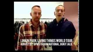 Chester & Phoenix Pre-Show ID : LP Live in Malaysia 19.08.2013