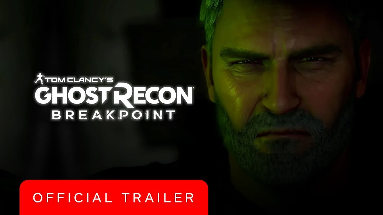 Tom Clancy's Ghost Recon Breakpoint - Official Deep State Trailer