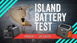 How Many Batteries Does It Take To Power A Desert Island?