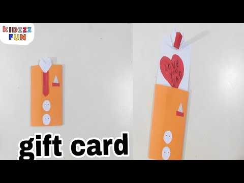 Diy message gift card..!! How to make easy tuxedo gift card..!!2018..!!