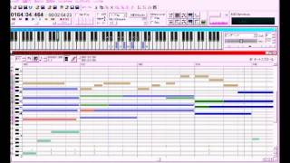 【MIDI】【DTM】【MSP】 【Cover Music】【MSP・MIDI演奏】 【MIDI Trac...