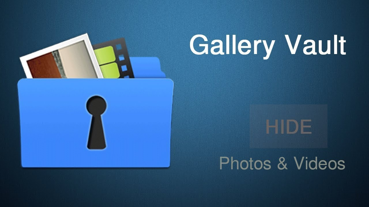 How to recover data from Gallery Vault Hindi/Urdu