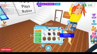 I GAVE 5 CRACKED EGGS TO THE 1ST 5 PEOPLE THAT CAME TO MY PARTY!!! KDS Plays Roblox