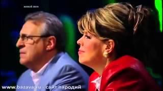 Алексей Чумаков в образе Стинга  Шоу Один в один 19.05.13) Финал