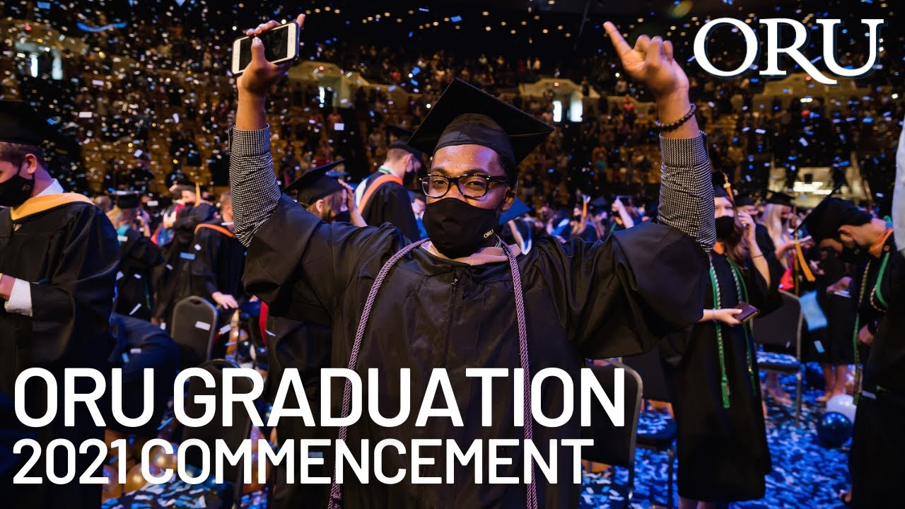 Download 2021 ORU Commencement: Full Graduation