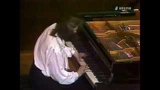 Elena Richter plays Scriabin Five Preludes op. 74 - video