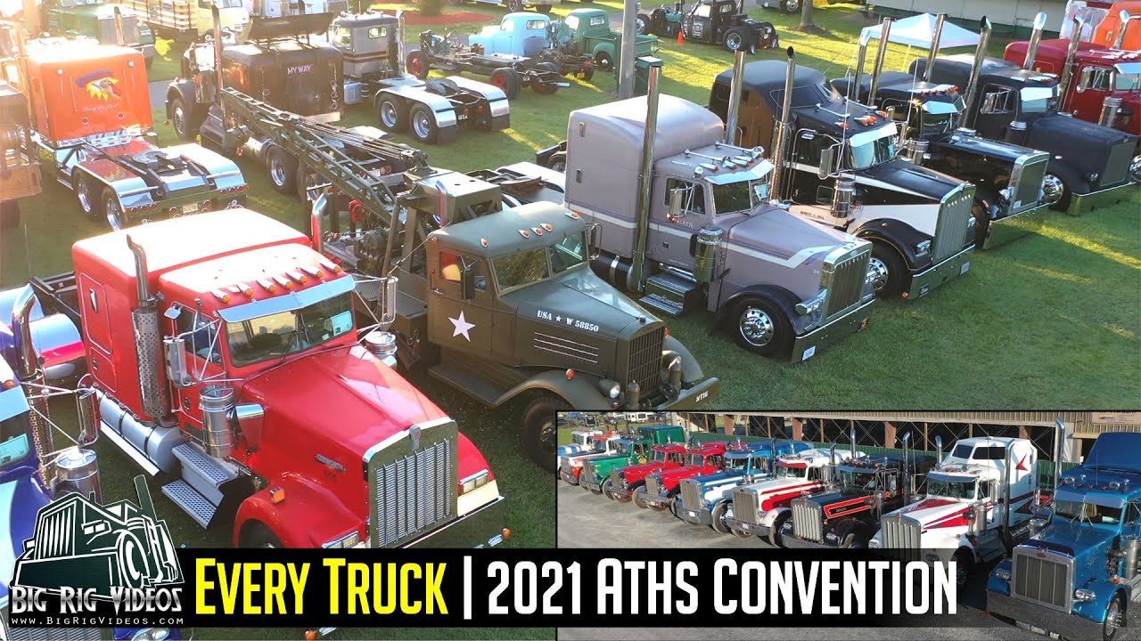 EVERY Truck at the ATHS in Harrisonburg, Virginia | Saturday 6/5/2021