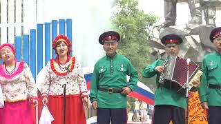 РОССИЯ   песню Владимира Столярова исполняет ансамбль Истоки
