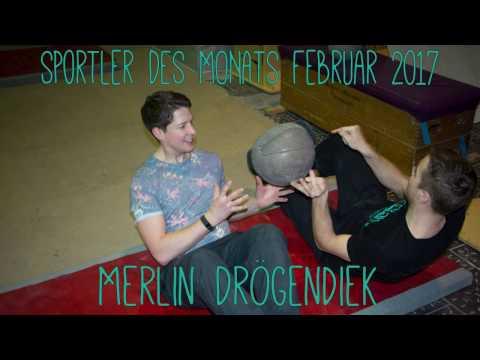 Merlin - SPOVE SPORT COMMUNITY: Sportler des Monats Februar 2017