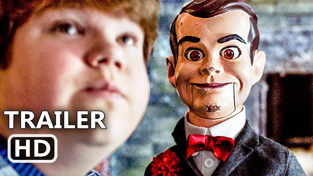 Goosebumps 2 Official Trailer 2018 Haunted Halloween