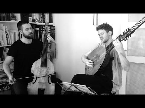 Liam Byrne & Jonas Nordberg: Marais Sarabande in Gmaj, book 3