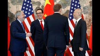 白宫要义(黄耀毅):白宫:目前未安排刘鹤与特朗普见面