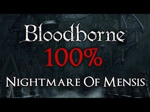 Bloodborne The Old Hunters Dlc 100 Walkthrough Researc