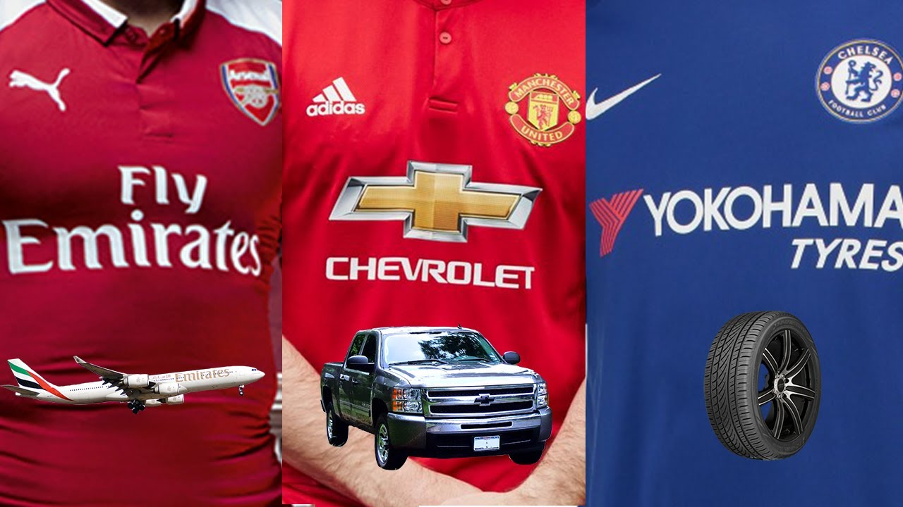 Liverpool's shirt sponsors & classic kits in Premier League history & beyond