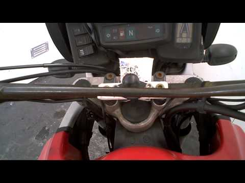 BMW R 1100 GS  RED NECK style with high mileage !!