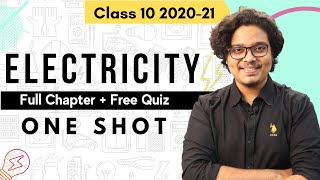 Electricity Class 10 | | One Shot | Full Lecture | 2020-21