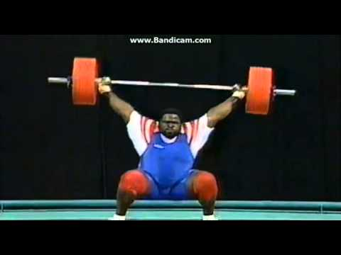 Mark Henry Lifted 175 Kg S Weight Youtube