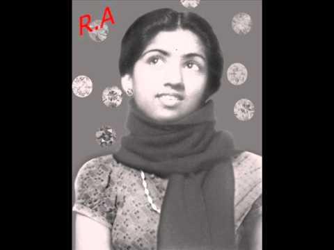 Film Shagoofa 1953 Ye hawa ye sama Singer Lata