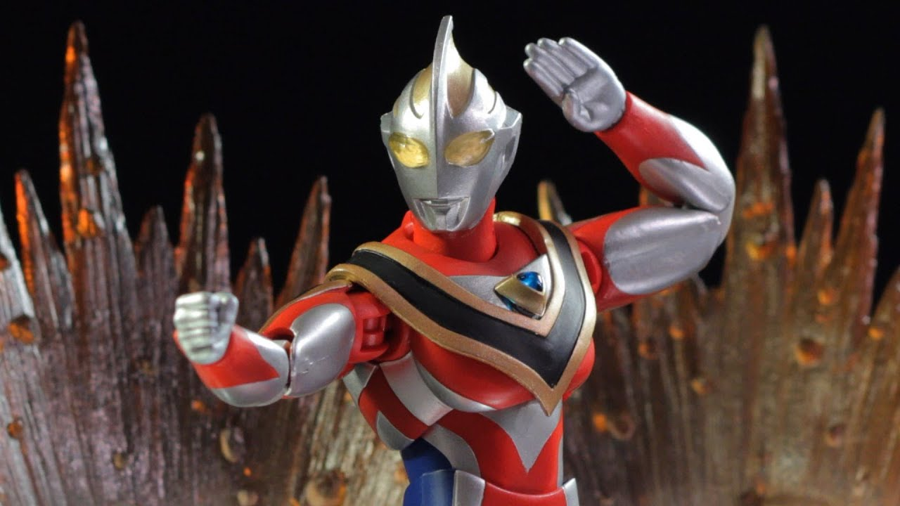 Spiderman Wallpaper Hd Ultra Act Ultraman Gaia Supreme Version Review Youtube