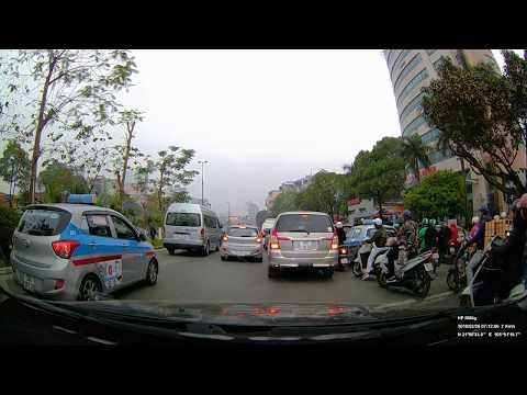 Đường Trần Khát Chân Hà nội | Hà Nội Business Street | 2018 Vietnam Discovery Travel