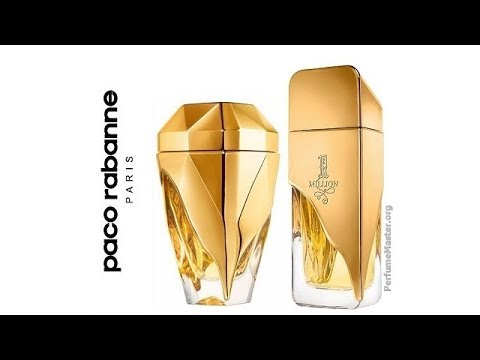 99e8cd4a39d Paco Rabanne Christmas Collector Perfume Editions 2017 - YouTube