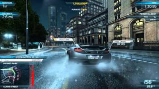 Need For Speed Most Wanted 2012: Downgraded Mclaren MP4-12c | Most Wanted #5 Porsche 918 Spyder
