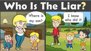 Riddle Popular on Who Did It? | Can You Solve This Mystery Riddle?