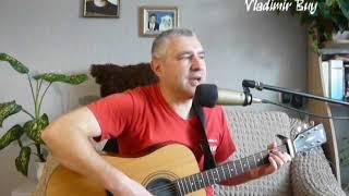 """""""Музыкант"""" (К.Никольский и группа """"Воскресение"""") - cover под гитару видео"""