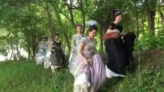 За кадром съёмок фильма Анна Каренина ( режиссёр К.Шахназаров)
