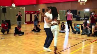 Kizomba Isabelle and Felicien *L.A.N.D.R.Y - Can